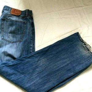Lucky Brand Mens Medium Denim Classic Jeans Sz 38